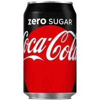 Image of Coca Cola Zero 330ml