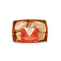 Image of MEGA DEAL Cottage Delight Almond and Chocolate Diamond Biscuits 150g