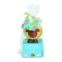 Image of TODAY ONLY Cottage Delight Decorate Your Own Baa Naby White Chocolate 170g
