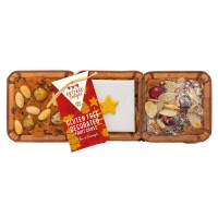 Image of MEGA DEAL Cottage Delight Gluten Free Decorated Fruit Cakes