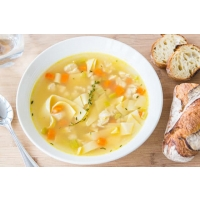 Image of De Identified Chicken Broth Soup 400g