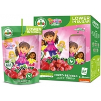 Image of Dora and Friends Mixed Berries Drink 4 x 200ml