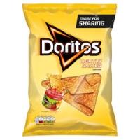 Image of SALE Doritos Lightly Salted Grab Bag 55g