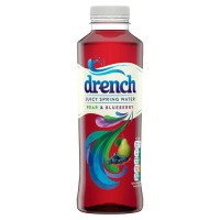 Image of Drench Juicy Spring Water Pear and Blueberry 500ml