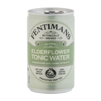 Image of Fentimans Elderflower Tonic Water 150ml
