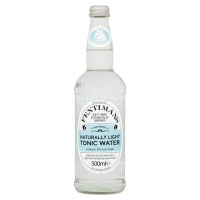 Image of Fentimans Naturally Light Tonic Water 500ml