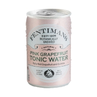 Image of Fentimans Pink Grapefruit Tonic Water 150ml