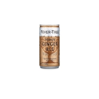 Image of Fever Tree Refreshingly Light Ginger Ale 150ml
