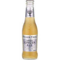 Image of Fever Tree Smoky Ginger Ale 200ml