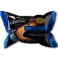 Image of BLACK FRIDAY SPECIAL Food Connections Blueberry Muffin 92g