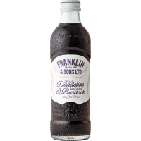 Image of Franklin and Sons Dandelion and Burdock 275ml