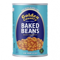 Image of Golden Country Baked Beans In Tomato Sauce 420g