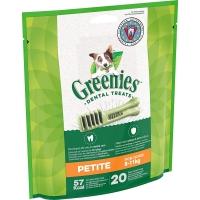 Image of WEEKLY DEAL Greenies Daily Original Petite Dog Treats 340g