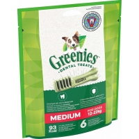 Image of CHRISTMAS COUNTDOWN Greenies Dental Treats for Medium Dogs 170g