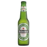 Image of Heineken Premium Lager Beer Bottle 330ml