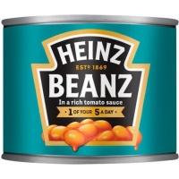 Image of Heinz Beanz 200g