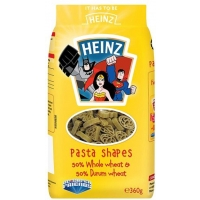 Image of Heinz DC Heros Super Friends Pasta Shapes 360g