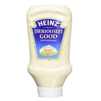 Image of TODAY ONLY Heinz Mayonnaise 400ml