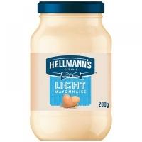 Image of Hellmanns Light Mayonnaise 200g