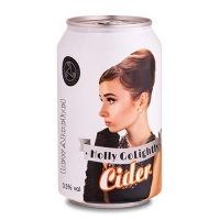 Image of Holly Golightly Cider Low Alcohol 330ml