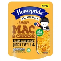 Image of Homepride All American Smoky Mac And Cheese 350g