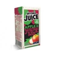 Image of Hydra Juice Apple and Blackcurrant Juice Drink 200ml