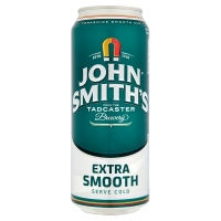 Image of MEGA DEAL John Smiths Extra Smooth Can Beer 440ml
