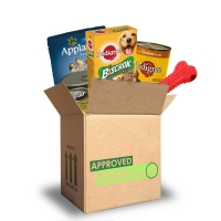 Image of JULY SPECIAL Approved Food Dog Box