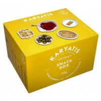 Image of Karyatis Mediterranean Snack Box 195g
