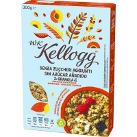 Image of Kelloggs Apricots and Pumpkin Seed Granola 300g