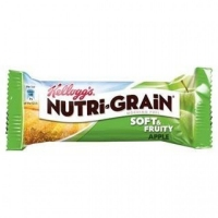 Image of TODAY ONLY Kelloggs Nutri Grain Apple Fruity Bar 37g