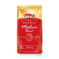 Image of MEGA DEAL SHIPPING DISCOUNT Kenco Westminster Medium Roast Filter Coffee 1Kg
