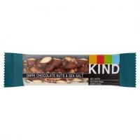 Image of WEEKLY DEAL Kind Dark Chocolate Nuts and Sea Salt Bar 40g