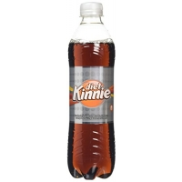 Image of Kinnie Diet Orange and Herbal Flavour Soft Drink 500g