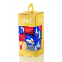 Image of MEGA DEAL Lindt Swiss Premium Chocolate 250g