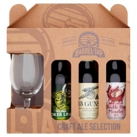 Image of WEEKLY DEAL Mad About Craft Ale Selection With Chalice