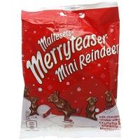 Image of Maltesers Merryteaser Chocolate Mini Reindeer 59 g