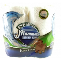 Image of Mammoth Kitchen Towel 4 Rolls