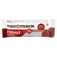 Image of Maximuscle Promax High Protein BarChocolate Brownie 60g