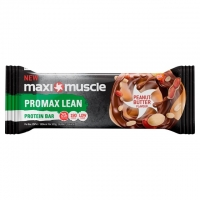 Image of Maximuscle Promax Lean High Protein Bar Peanut Butter 55g