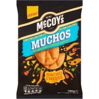 Image of TODAY ONLY Mccoys Muchos Nacho Cheese 180g