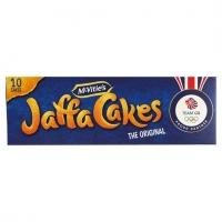 Image of MEGA DEAL McVities Jaffa Cakes 10 Pack