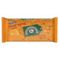 Image of McVities Lyles Golden Syrup Cake Bonfire Pudding
