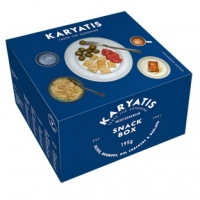 Image of WEEKLY DEAL Karyatis Mediterranean Snack Box 195g