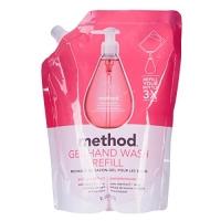 Image of Method Gel Hand Wash Refills Grapefruit Fragrance 1 Litre