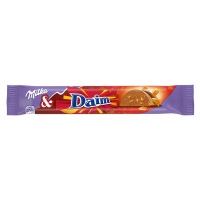 Image of Milka Daim Milk Chocolate Bar 37g