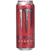 Image of Monster Ultra Red Energy Drink 500 ml