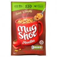 Image of Mug Shot BBQ Noodles 56g