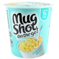 Image of Mug Shot Snack Stop On The Go Chicken Flavour 46g