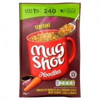 Image of Mug Shot Teriyaki Noodles 60g